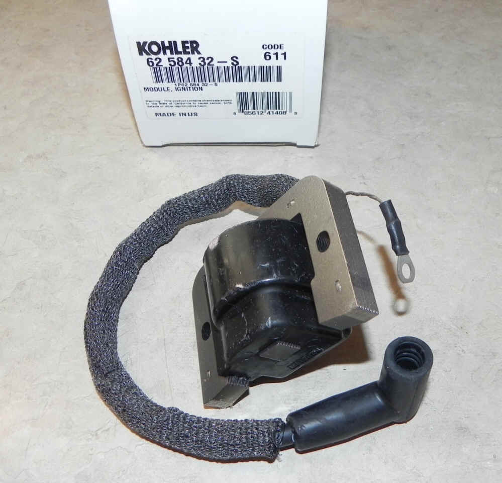 Kohler Ignition Module 62 584 32-S