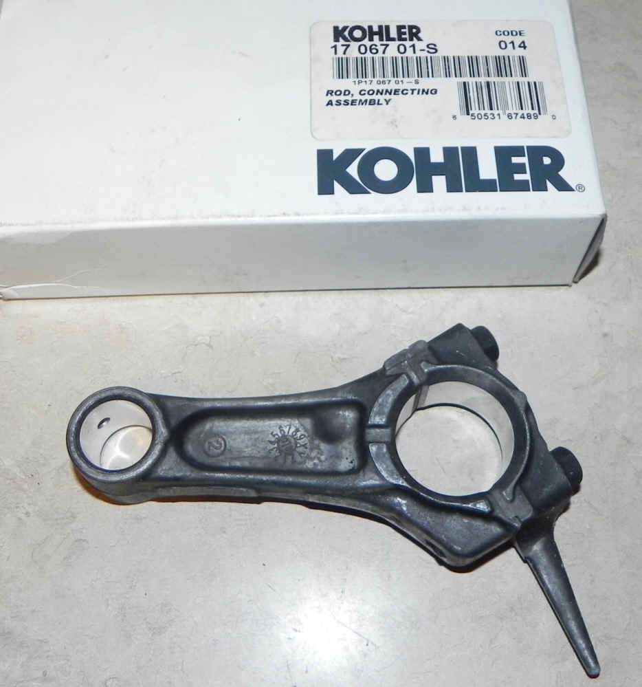 Kohler Connecting Rod - Part No. 17 067 01-S Standard Rod