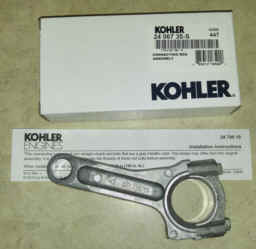 Kohler Connecting Rod - Part No. 25 067 05-S  25 Under Rod