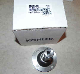 Kohler Stub Shaft - Part No. 24 144 23-S
