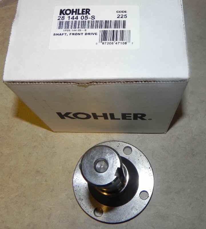 Kohler Stub Shaft - Part No. 28 144 05-S
