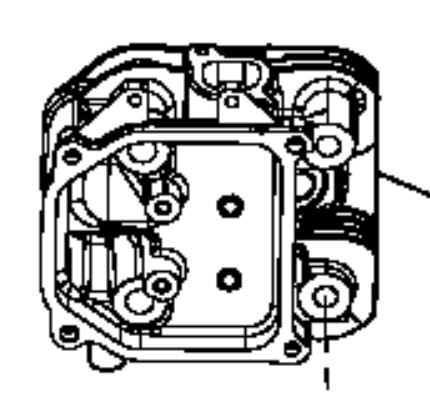 Kohler Cylinder Head - Part No. 16 755 20-S