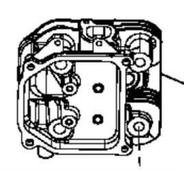 Kohler Cylinder Head - Part No. 16 318 02-S