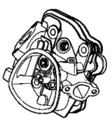 Kohler Cylinder Head - Part No. 17 318 03-S