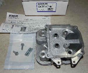 Kohler Cylinder Head - Part No. 24 318 116-S