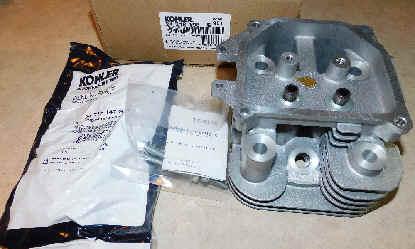 Kohler Cylinder Head - Part No. 24 318 196-S