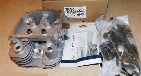 Kohler Cylinder Head - Part No. 24 318 197-S
