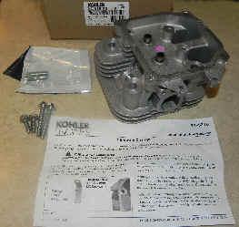 Kohler Cylinder Head - Part No. 24 318 201-S