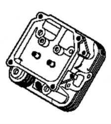 Kohler Cylinder Head - Part No. 24 318 78-S
