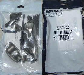 Kohler Cylinder Head Valve Train - Part No. 24 755 66-S