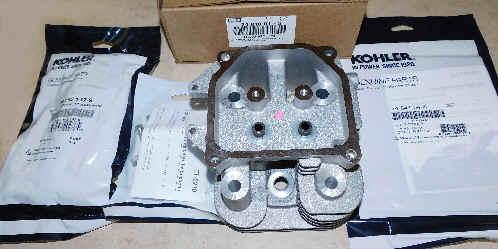 Kohler Cylinder Head - Part No. 24 818 01-S