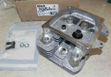 Kohler Cylinder Head - Part No. 32 318 22-S for Cylinder 2