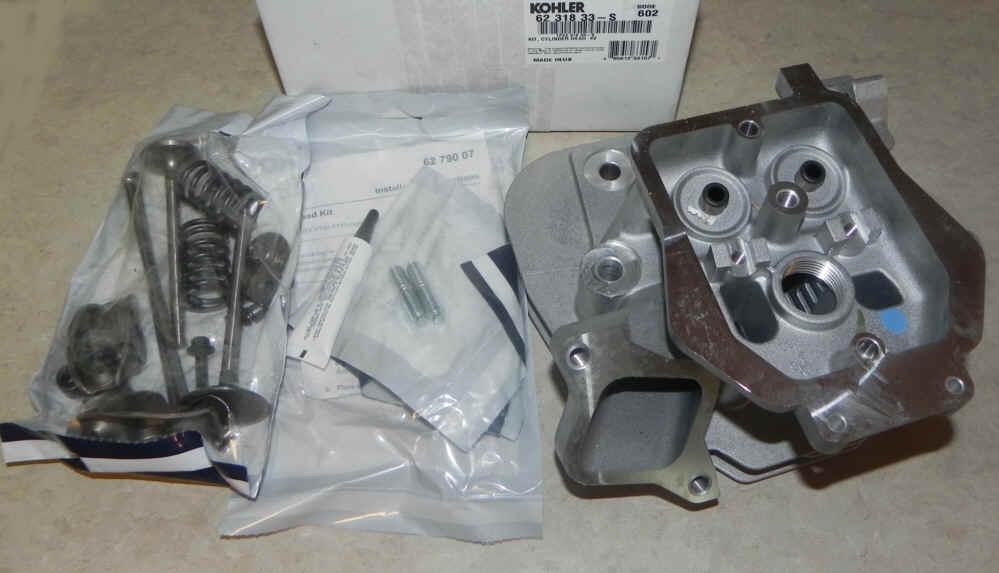 Kohler Cylinder Head - Part No. 62 318 33-S