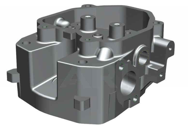 Kohler Cylinder Head - Part No. 66 318 01-S