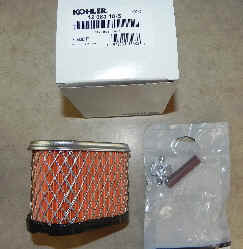 Kohler Air Filter Part No 12 083 10-S