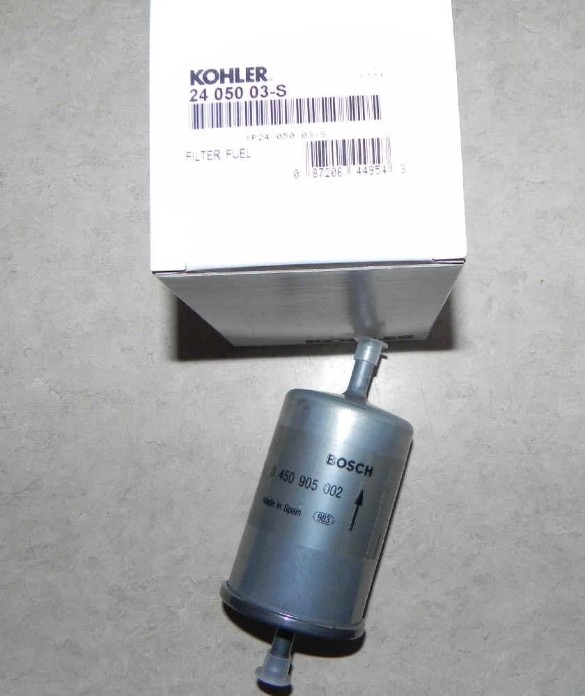 Kohler Fuel Filter Part No 24 050 03-S