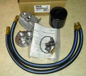 Kohler Remote Oil Filter Part No 24 702 02-S