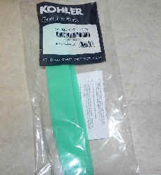 Kohler Air Filter Part No 52 083 01-S