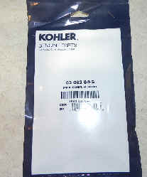 Kohler Air Filter Part No 63 083 04-S