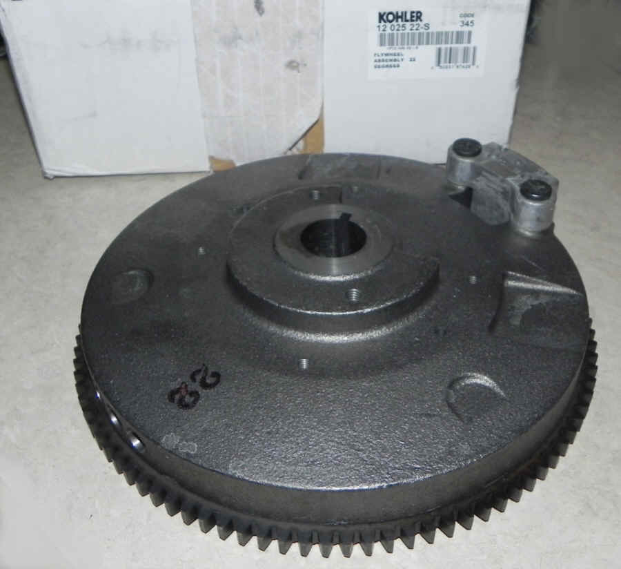 Kohler Flywheel - Part No. 12 025 22-S