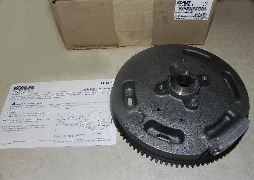 Kohler Flywheel - Part No. 24 025 56-S