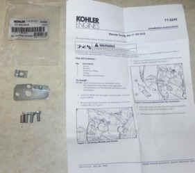 Kohler Remote Throttle Kit for CH270 - Part No. 17 755 04-S