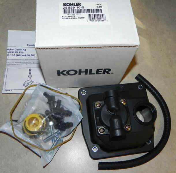 Kohler Fuel Pump - Part No. 24 559 10-S