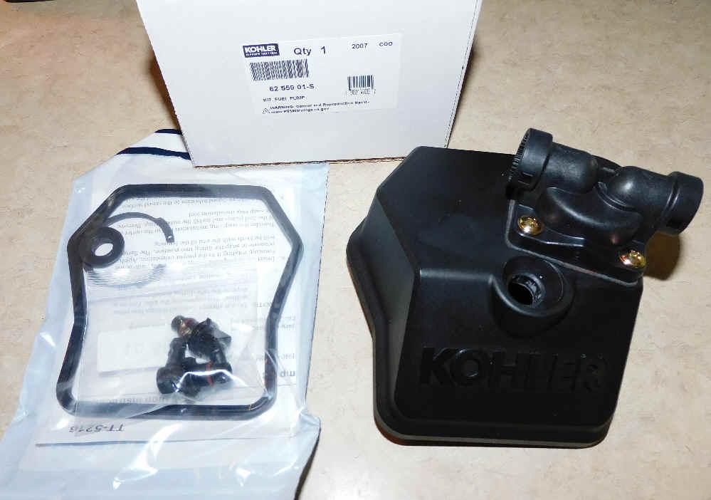 Kohler Fuel Injector - Part No. 62 559 01-S