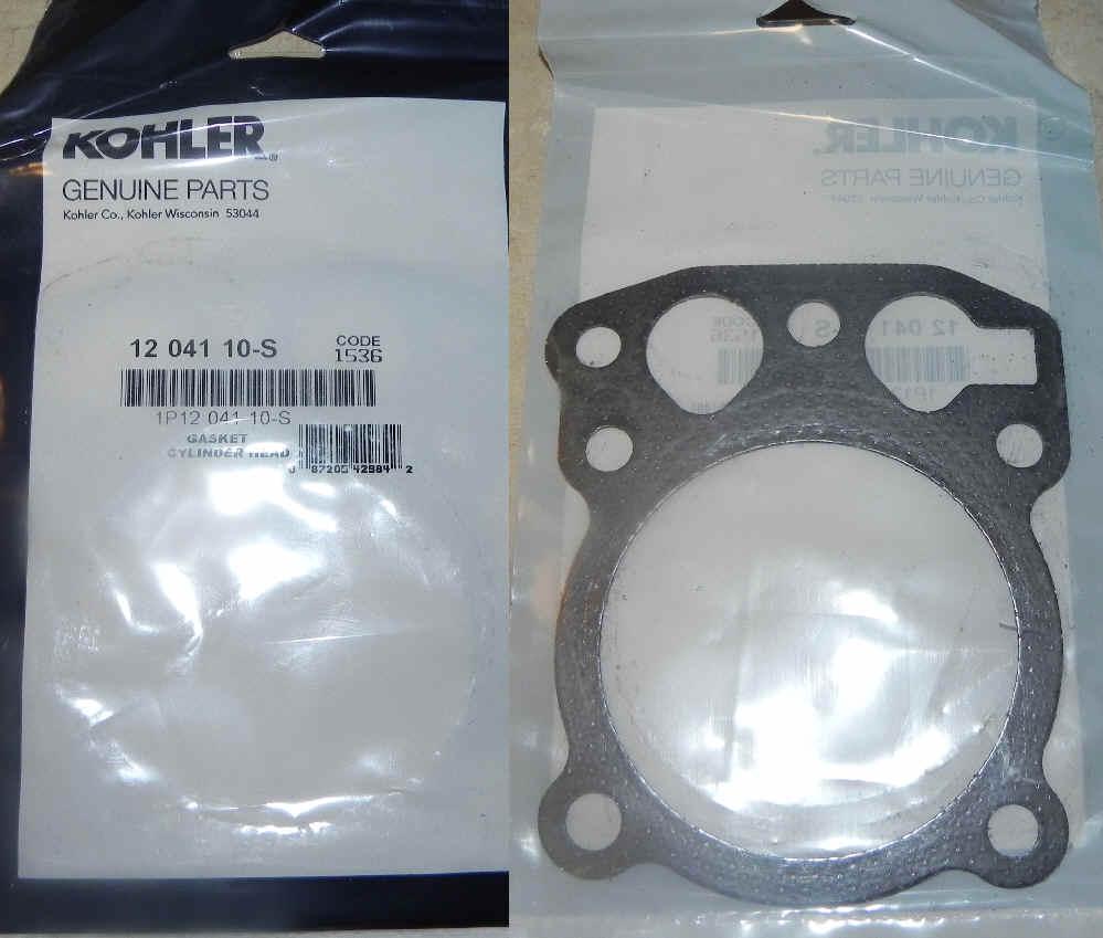 Kohler Head Gasket 12 041 10-S