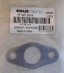 Kohler Exhaust Gasket 17 041 29-S