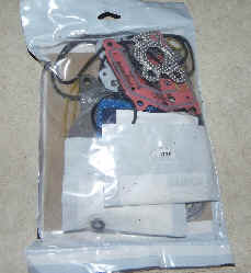 Kohler Gasket Set - Part No. 24 755 107-S
