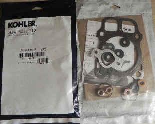 Kohler Head Gasket 24 841 01-S