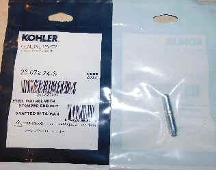 Kohler Exhaust Stud 25 072 24-S