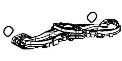 Kohler Intake Manifold Part Number 24 164 91-S and O-Rings