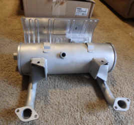 Kohler Muffler - Part No. 19 786 01-S