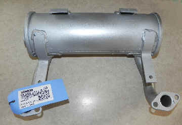 Kohler Muffler - Part No. 24 068 114-S