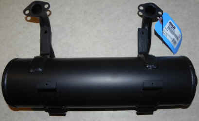 Kohler Muffler - Part No. 24 068 122-S