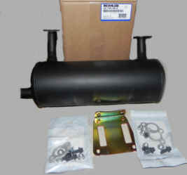Kohler Muffler - Part No. 24 786 06-S