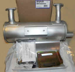 Kohler Muffler - Part No. 24 786 12-S