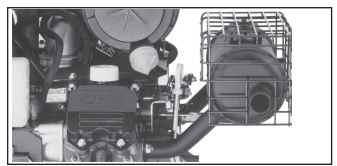 Kohler Muffler - Part No. 24 786 27-S