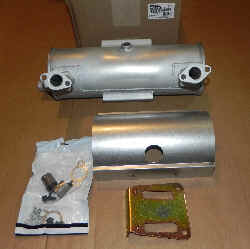 Kohler Muffler - Part No. 24 786 32-S