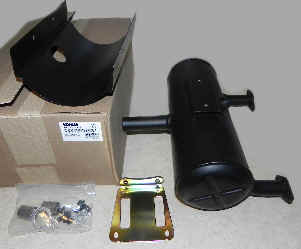 Kohler Muffler - Part No. 24 786 33-S