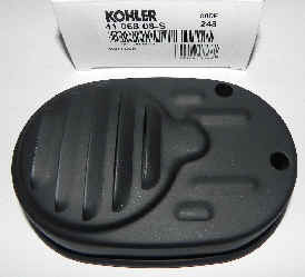 Kohler Muffler - Part No. 41 068 08-S
