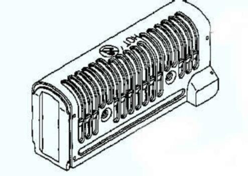 Kohler Muffler Guard Kit - Part No. 63 755 15-S