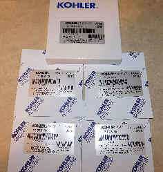 Kohler RING SET  Part Number 17 108 07-S