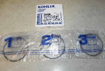 Kohler RING SET (.08) Part Number 24 108 15-S