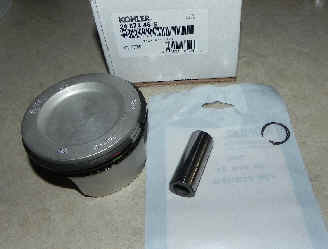 Kohler Piston Assembly - Part No. 24 874 46-S