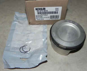 Kohler Piston Assembly - Part No. 24 874 48-S