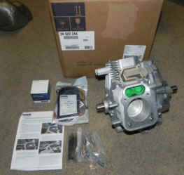 Kohler Vertical Short Block - Part No. 24 522 244
