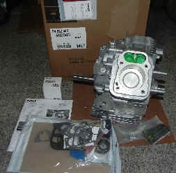 Kohler Vertical Short Block - Part No. 24 522 343